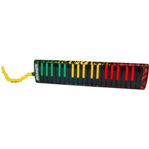 HOHNER Melodica Airboard Rasta 37