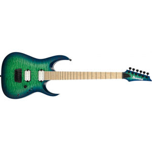 IBANEZ RGAIX6MQM Surreal Blue Burst