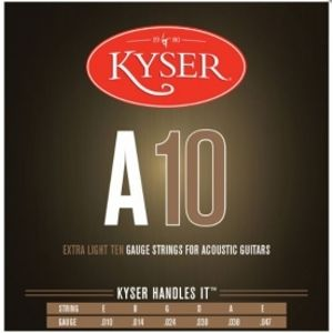 KYSER KA1 Acoustic Extra Light