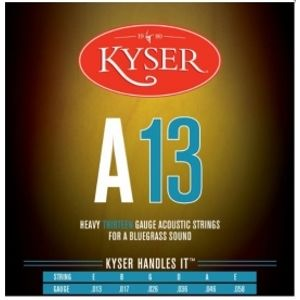 KYSER KA4 Acoustic Heavy Bluegrass