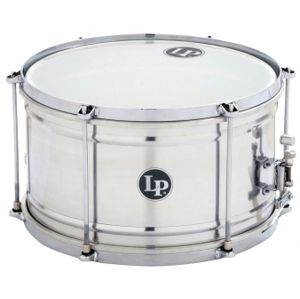 LATIN PERCUSSION Brazilian Aluminium Caixa 12""