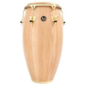 "LATIN PERCUSSION Classic Model Wood 12 1/2"" Tumbadora - Natural/Gold Tone"