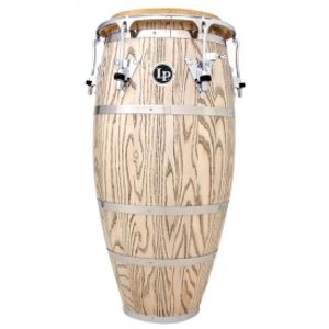 "LATIN PERCUSSION Giovanni Palladium Conga 11 3/4"" - Natural/Chrome"