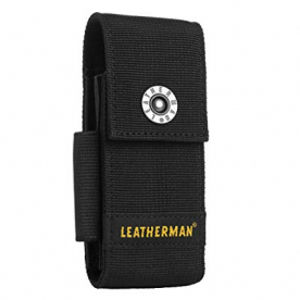 LEATHERMAN NYLON BLACK LARGE WITH 4 POCKETS