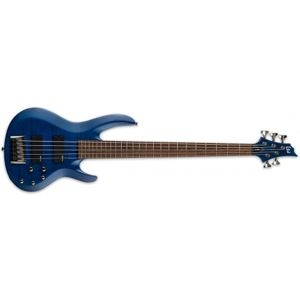 LTD-ESP B-204FM See Thru Blue