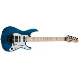 LTD-ESP SN-1000 FR FM Maple Aqua Marine