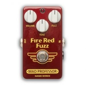 MAD PROFESSOR Fire Red Fuzz HW