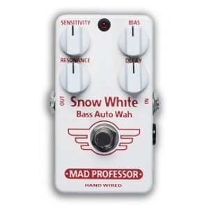 MAD PROFESSOR Snow White Bass Auto Wah HW