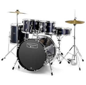 MAPEX TND5044TCDK Tornado - Royal Blue