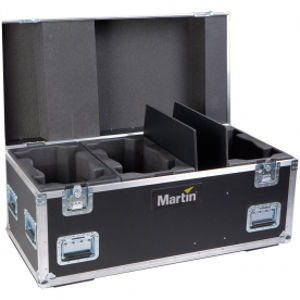 MARTIN LIGHTS MAC Aura XB in 6-unit flightcase