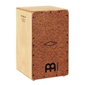 MEINL AEBLLB Artisan Edition Cajon Bulería Line - Lava-Burl