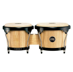 MEINL HB100NT Headliner Series HB100 Wood Bongo - Natural