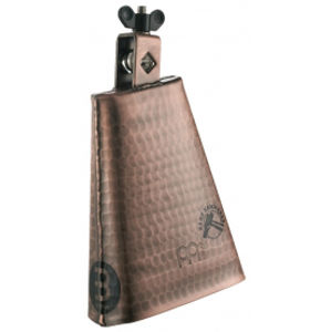 "MEINL STB625HH-C Hammered Cowbell 6 1/4"" - Hand Brushed Copper"