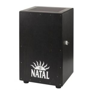 NATAL DRUMS CJAN-L-SW-BB Cajon Large - Black