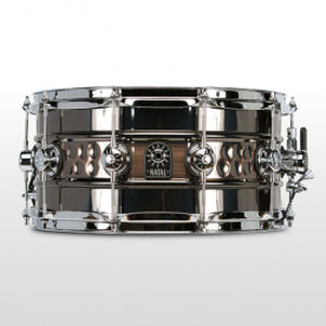 NATAL DRUMS SD-BHC-BC47 Beaded/Hammered Steel Snare