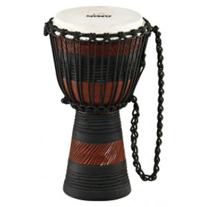 NINO PERCUSSION NINO-ADJ3-S Earth Rhythm Series Djembe SMALL - Brown/Black