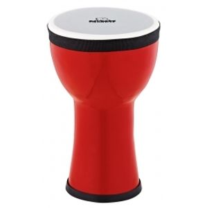 NINO PERCUSSION NINO-EMDJ-FE Elements Mini Djembe - Fire Engine