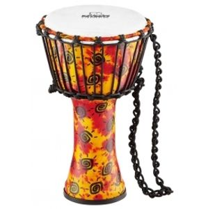NINO PERCUSSION NINO-PDJ1-S-F Rope Tuned Synthetic Djembe