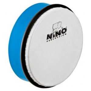 "NINO PERCUSSION NINO4SB ABS Hand Drum 6"" - Sky-Blue"
