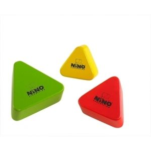 NINO PERCUSSION NINO508 Triangular Shakers