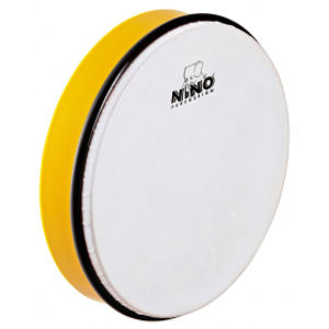 "NINO PERCUSSION NINO5Y ABS Hand Drum 10"" - Yellow"