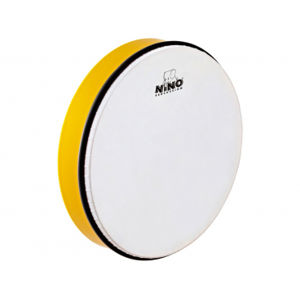 "NINO PERCUSSION NINO6Y ABS Hand Drum 12"" - Yellow"