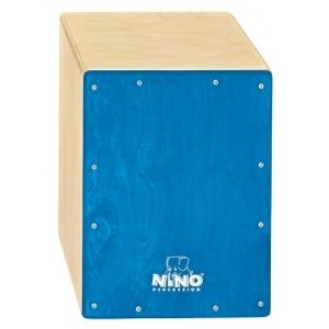 NINO PERCUSSION NINO950B Cajon - Blue