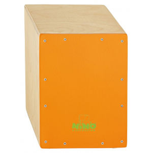 NINO PERCUSSION NINO950OR Cajon - Orange