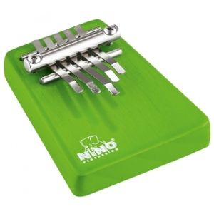 NINO PERCUSSION NINO963GR Wood Kalimba Green