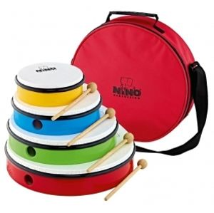 NINO PERCUSSION NINOSET6 Hand Drum Set