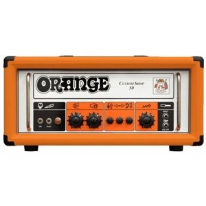 ORANGE Custom Shop CS50H V2