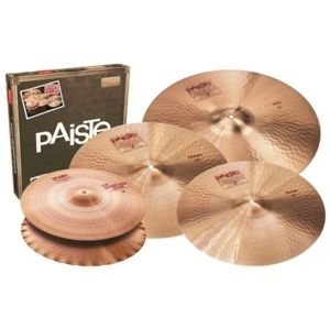 "PAISTE 2002 Set + 18"" Crash ZDARMA"