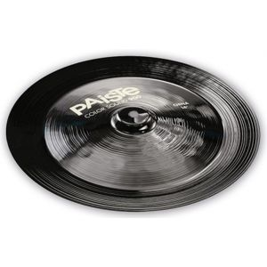 PAISTE 900 Color Sound Black China 14""