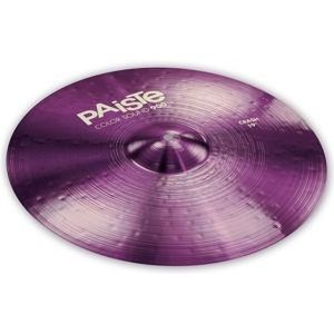 PAISTE 900 Color Sound Purple Crash 19""