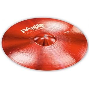 PAISTE 900 Color Sound Red Crash 19""