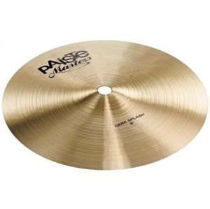 PAISTE Masters Dark Splash 8""