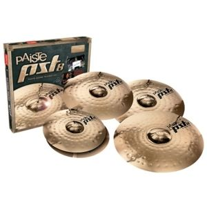 "PAISTE PST 8 Reflector Universal Set + 16"" Medium Crash ZDARMA"