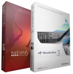 PRESONUS Notion 6 + Studio One Artist 3