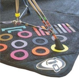 PROTECTION RACKET Označovač na koberec - Barevný