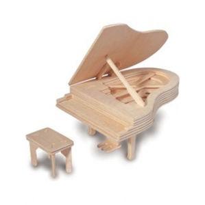 QUAY Dřevěná stavebnice - Klavír