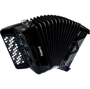 ROLAND FR 1XB V-Accordion Black