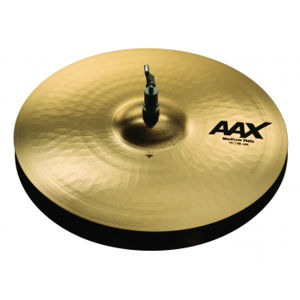 SABIAN AAX Medium Hats Brilliant 15""