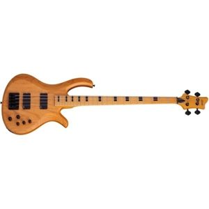 SCHECTER Riot-4 Session Aged, Maple Fingerboard - Natural Satin