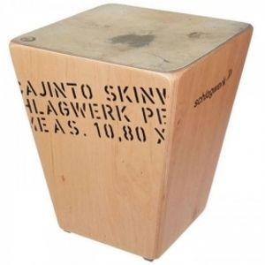 SCHLAGWERK CC205S Cajinto Skinwood