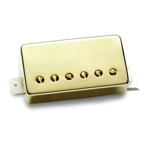 SEYMOUR DUNCAN TB6 Distortion Bridge Gold