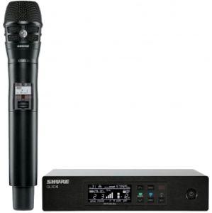 SHURE QLXD24E/K8B K51 606 - 670 MHz