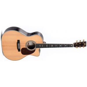 SIGMA GUITARS JTC-40E Natural
