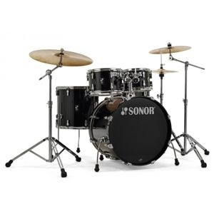 SONOR AQ 1 STAGE  SET PB - Piano Black