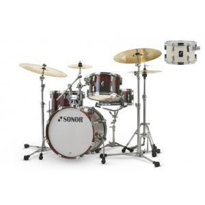 SONOR AQ 2 BOP SET WHP - White Pearl