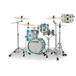 SONOR AQ 2 MARTINI SET WHP - White Pearl
